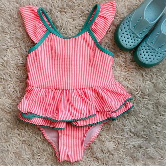 eda8316098 Wetsuit Seersucker One Piece Swimsuit 2T. M_5c31263b1b3294758ad78464